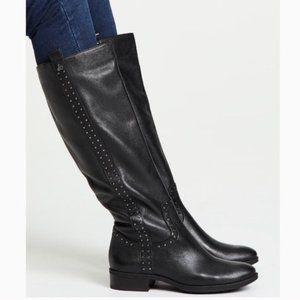 Sam Edelman Prina Riding Boot Black NWOT